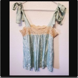 NWOT Spell & The Gypsy Collective Ocean Cami Small
